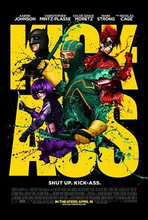 Fajter - Kick-Ass (2010)
