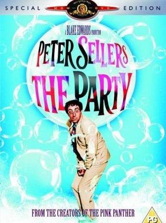 Žurka – The Party (1968)
