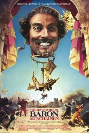 Avanture Barona Minhauzena - The Adventures of Baron Munchausen (1988)