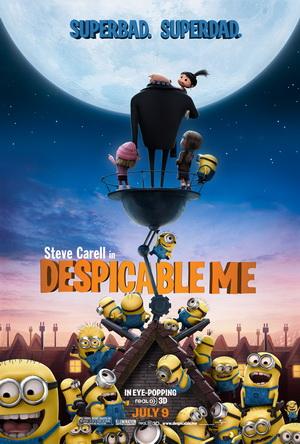 Grozan ja - Despicable Me (2010)