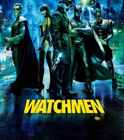 Nadzirači - Watchmen (2009)