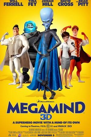 Megaum - Megamind (2010)