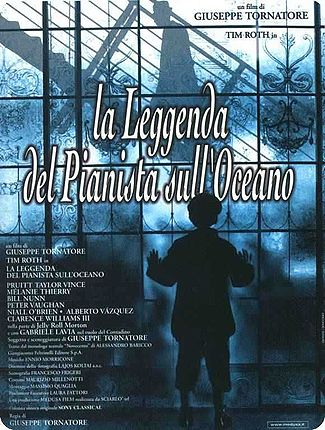 La leggenda del pianista sull'oceano - The Legend of 1900 (1998)