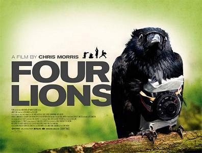 Četiri Lava – Four Lions (2010)