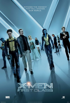 X-Men: Prva Klasa - X-Men: First Class (2011)