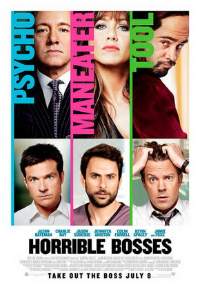 Kako se rešiti šefa - Horrible Bosses (2011)