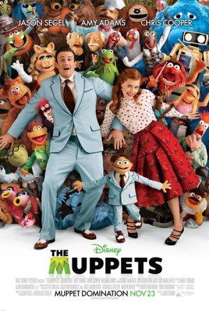 Mapetovci - The Muppets (2011)