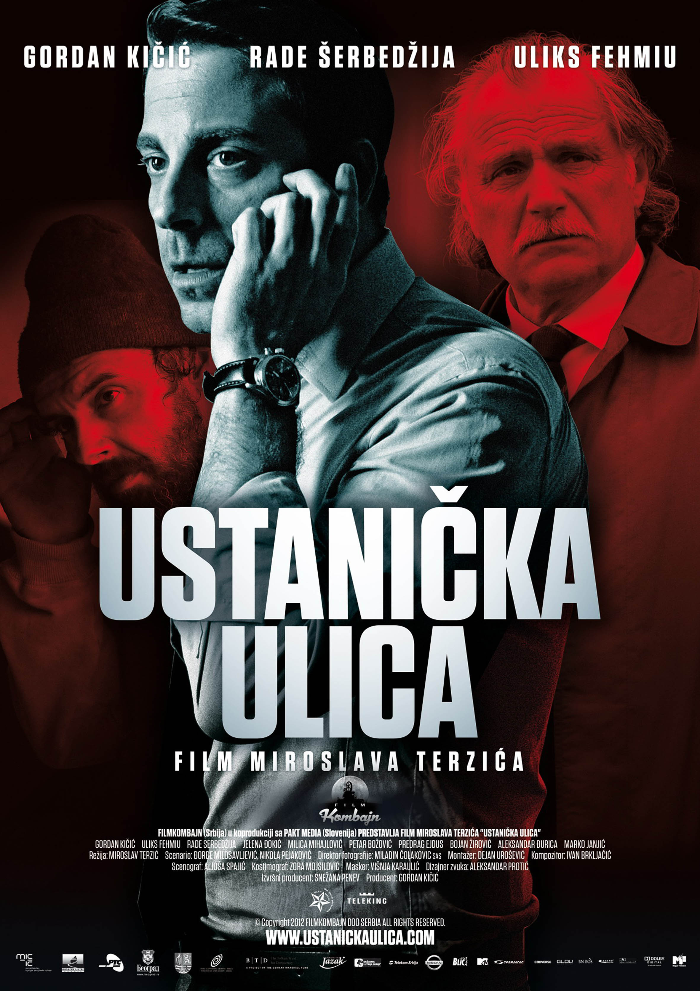 Hajdemo u bioskop - Filmska kritika Ustanicka-ulica-poster