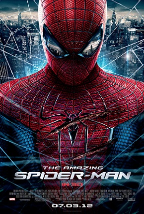 Čudesni Spajdermen - The Amazing Spider-Man (2012)