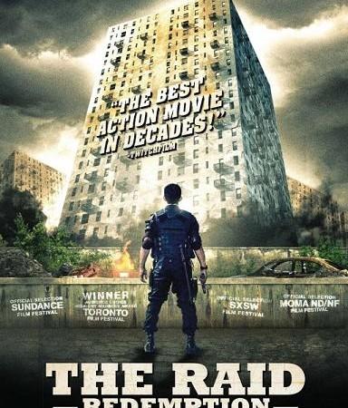 Serbuan maut - The Raid: Redemption (2011)
