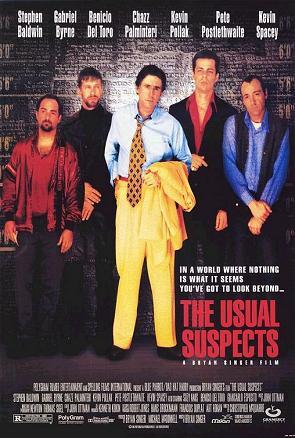 Dežurni krivci - The Usual Suspects (1995)