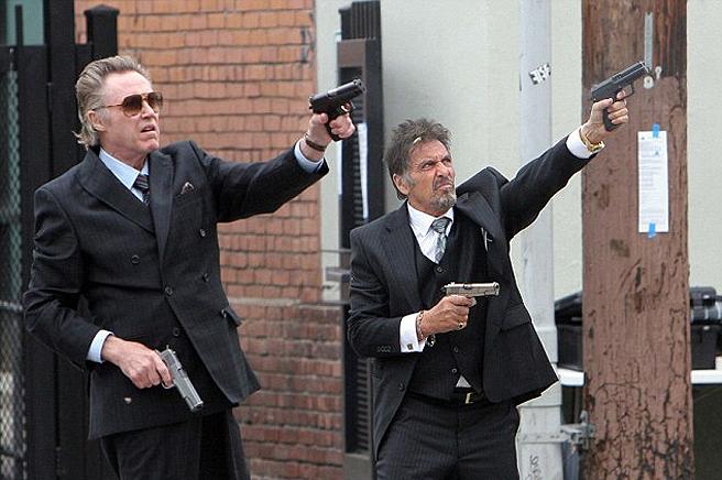 Kakav je film?Stand Up Guys (2012)