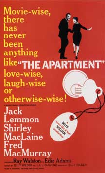 Apartman - The Apartment (1960)