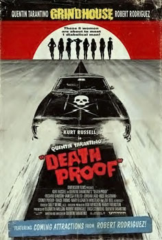 Otporan na smrt - Death Proof (2007)