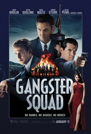 Gangsterski odred - Gangster Squad (2013)