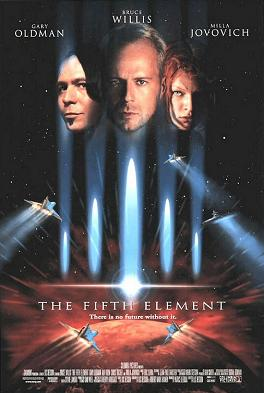 Peti element - Fifth Element (1997)