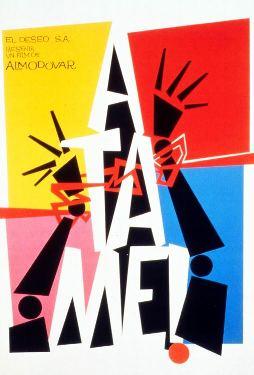 Átame! - Tie Me Up! Tie Me Down! (1990)