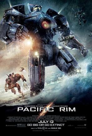 Bitka za Pacifik - Pacific Rim (2013)