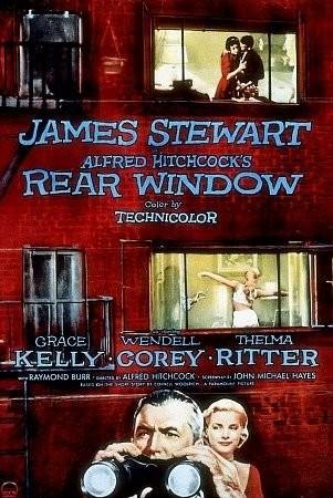 Prozor u dvorište - Rear Window (1954)