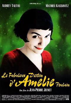 Amélie - Čudesna sudbina Amelije Pulen (2001)
