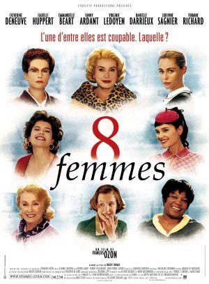 8 Femmes – 8 Žena (2002)