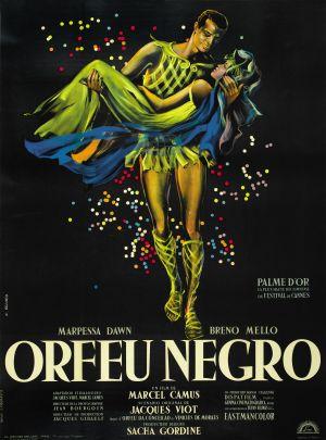Orfeu Negro – Crni Orfej (1959)