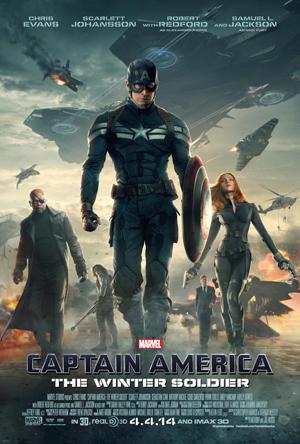 Captain America: Winter Soldier (2014)