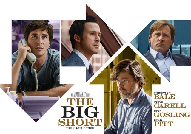 Opklada veka - The Big Short (2015)