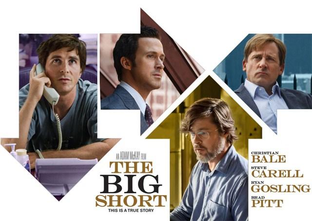 Opklada veka – The Big Short (2015)