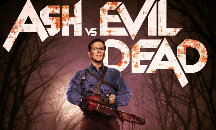 Ash Vs Evil Dead (2015) - Maestralni povratak crnog humora na male ekrane!