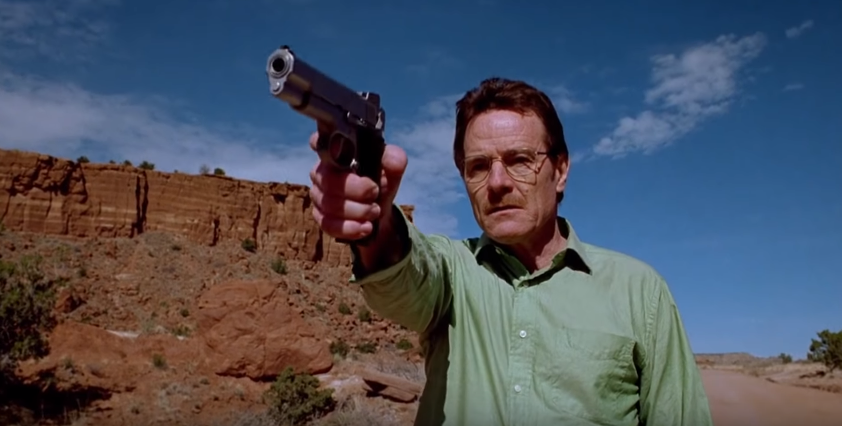 Breaking Bad - Screenshot YouTube trailer-a