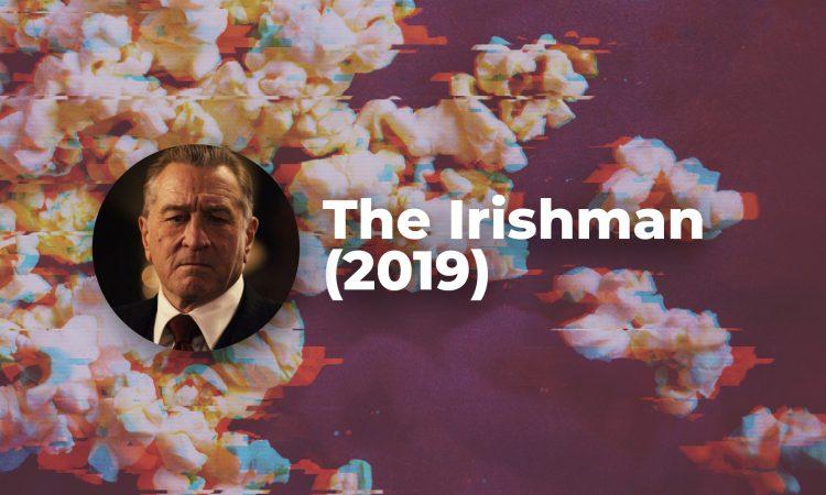 Irishman (2019) - Moler koji je farbao zidove u crveno